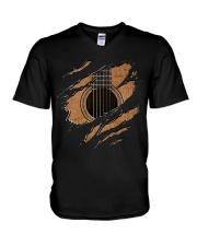 LIMITED EDITION SHIRT FOR GUITARIST V-Neck T-Shirt thumbnail