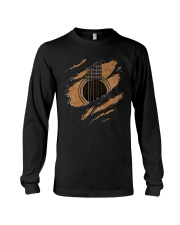 LIMITED EDITION SHIRT FOR GUITARIST Long Sleeve Tee thumbnail