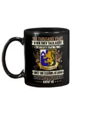 48TH INFANTRY REGIMENT Mug back