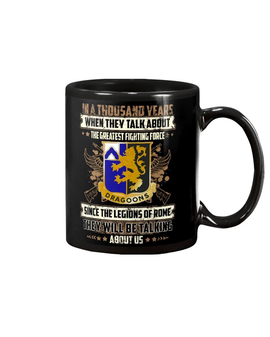 48TH INFANTRY REGIMENT Mug
