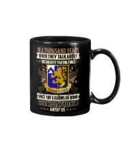 48TH INFANTRY REGIMENT Mug front