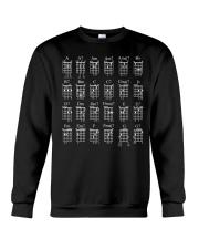 GUITAR CHORDS - MUG AND SHIRTS Crewneck Sweatshirt thumbnail