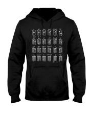 GUITAR CHORDS - MUG AND SHIRTS Hooded Sweatshirt thumbnail