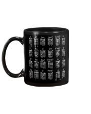 GUITAR CHORDS - MUG AND SHIRTS Mug back