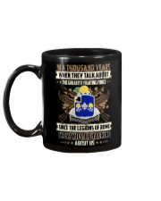39TH INFANTRY REGIMENT Mug back