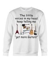 GET MORE GUITARS Crewneck Sweatshirt thumbnail