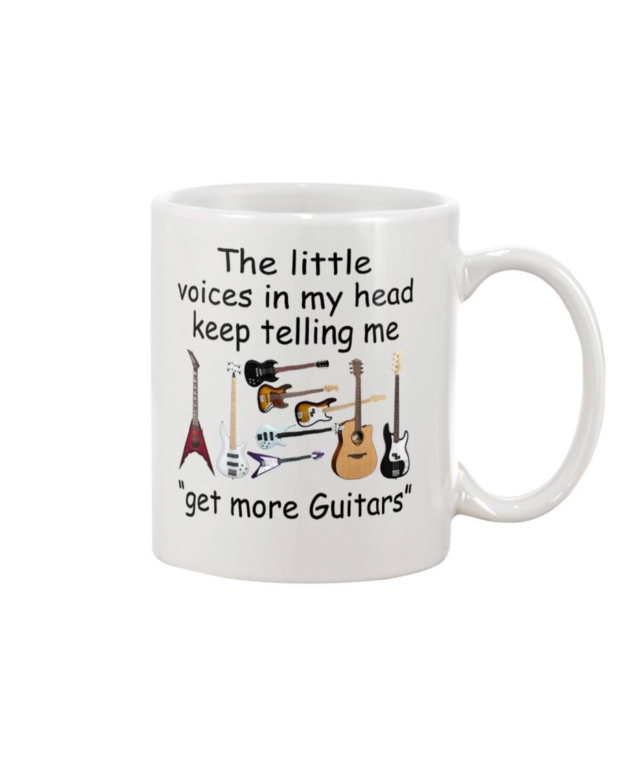 GET MORE GUITARS Mug