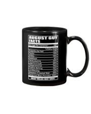 AUGUST GUY FACTS Mug thumbnail