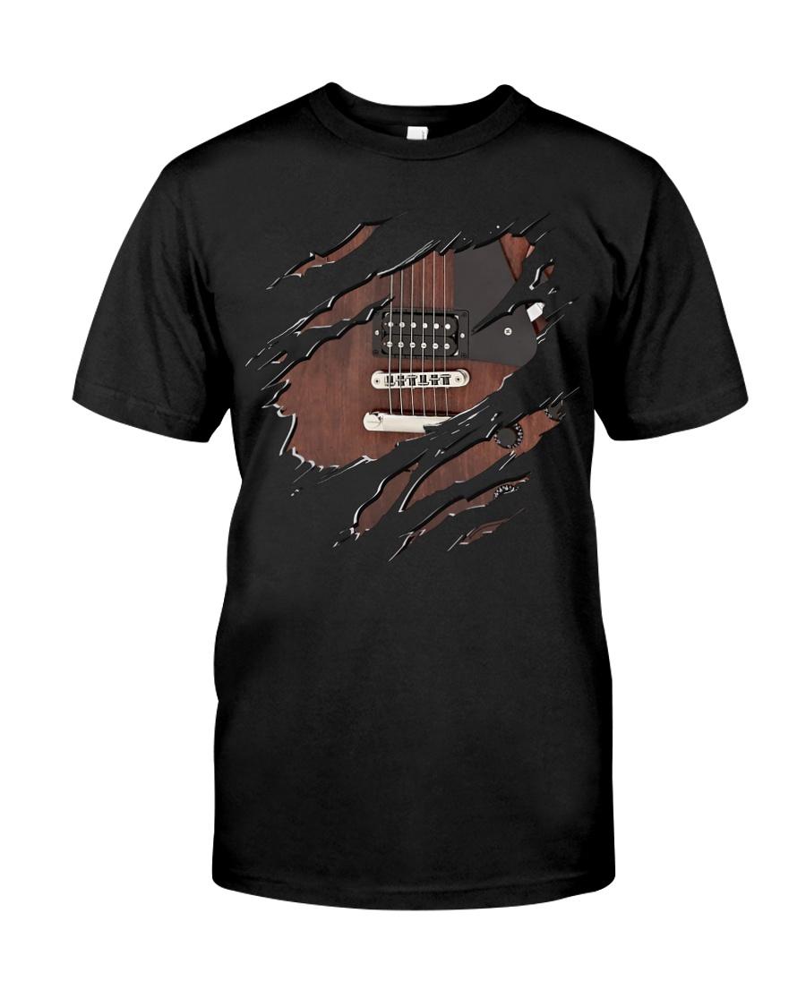 GUITAR BASS NEW SHIRT DESIGN Classic T-Shirt