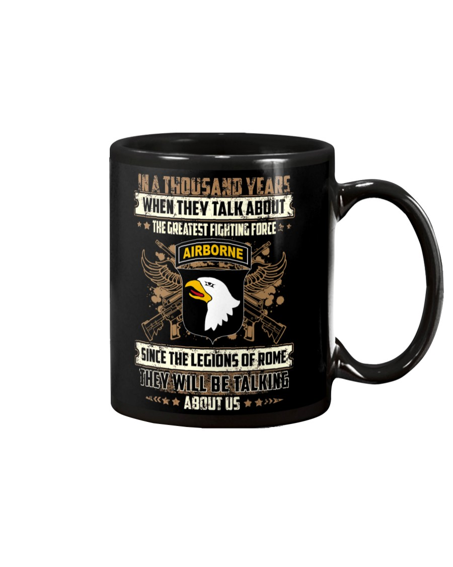 101ST AIRBORNE DIVISION Mug