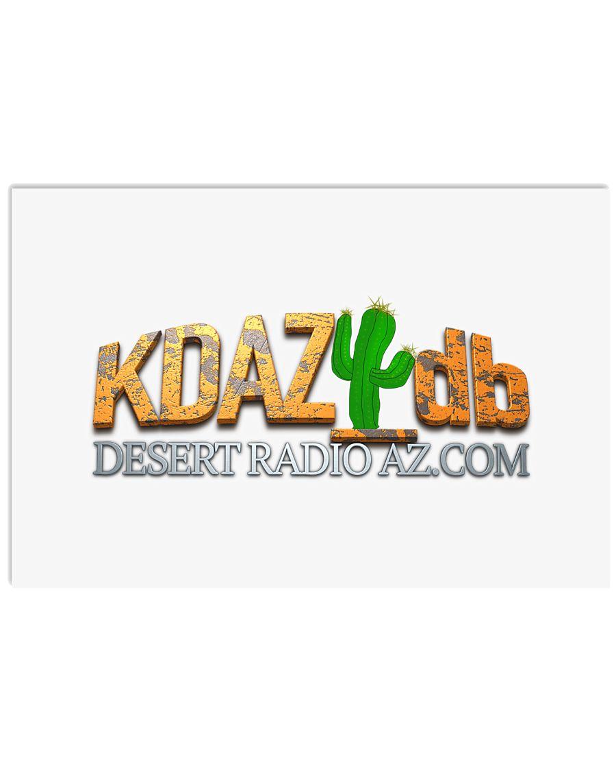 Desert Radio AZ Poster 36x24 Poster
