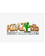 Desert Radio AZ Poster 36x24 Poster front
