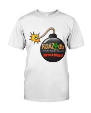 KDAZ-DB A Blast Classic T-Shirt front