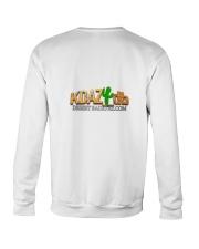 Logo Sweat Crewneck Sweatshirt back