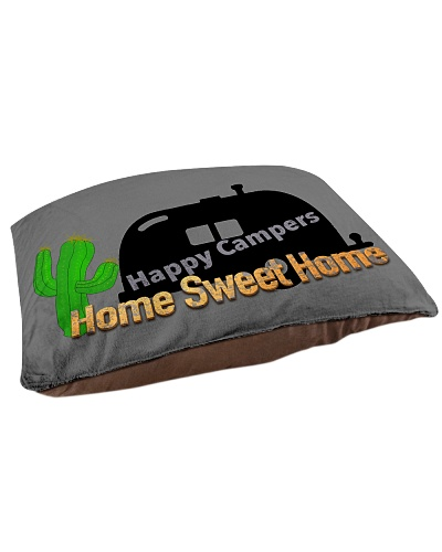 Happy Camper - Pet Bed - Large
