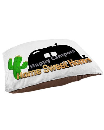 Happy Camper - Pet Bed - Large