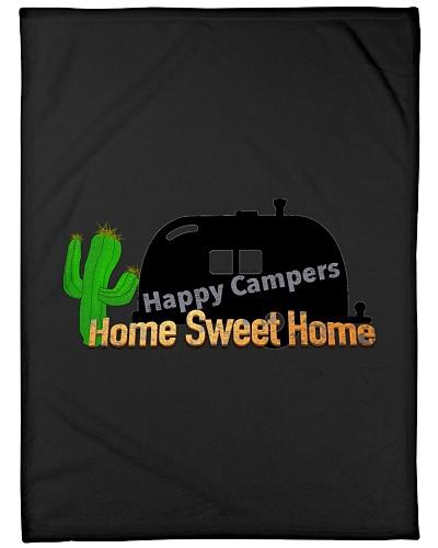 Happy Camper Blanket 60