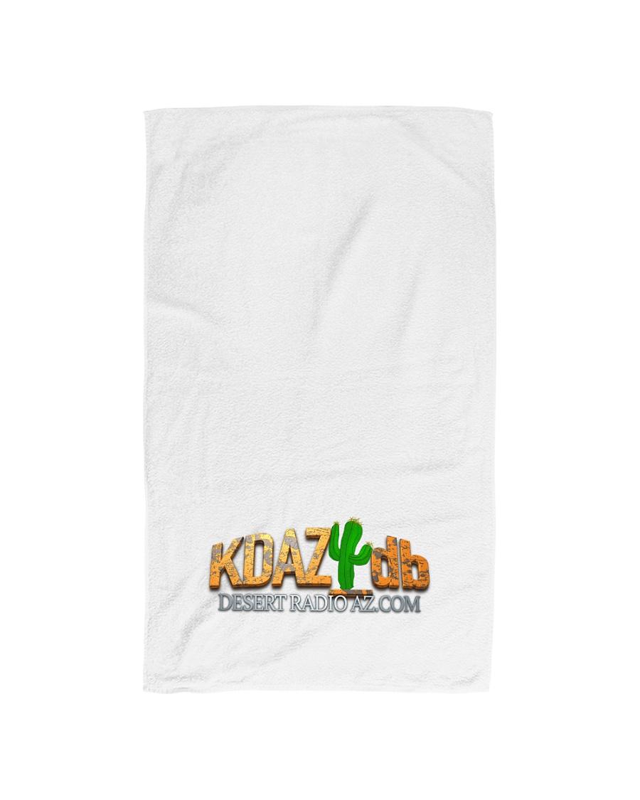 Desert Radio AZ Hand Towels Hand Towel