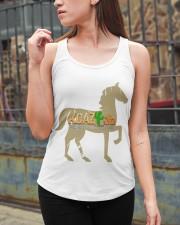 Desert Radio AZ - Horse Ladies Flowy Tank apparel-ladies-flowy-tank-lifestyle-06