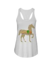 Desert Radio AZ - Horse Ladies Flowy Tank front