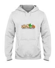 Desert Radio AZ Hoodie Hooded Sweatshirt front