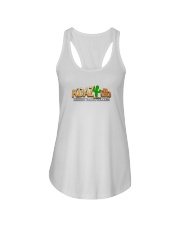 Desert Radio AZ Summer Dress Ladies Flowy Tank front