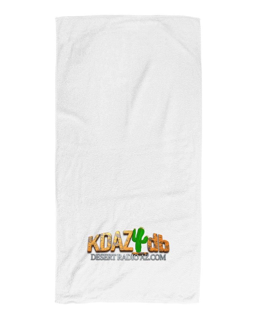 Desert Radio AZ Beach Towel Beach Towel