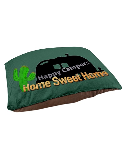 Happy Camper Pet Bed - Medium