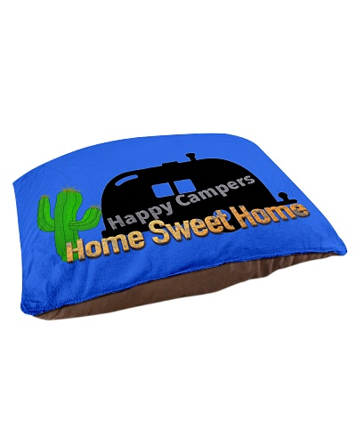 Happy Camper Pet Bed - Medium