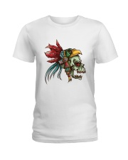 Sugar Skull Ladies T-Shirt Ladies T-Shirt front
