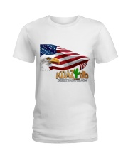 KDAZ-DB Patriot Ladies T-Shirt front