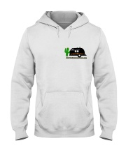 Happy Camper Hooded Sweatshirt Hooded Sweatshirt front