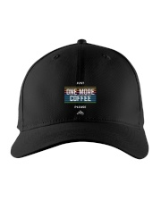 One More Coffee Embroidered Hat thumbnail
