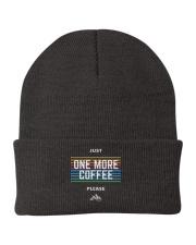 One More Coffee Knit Beanie thumbnail