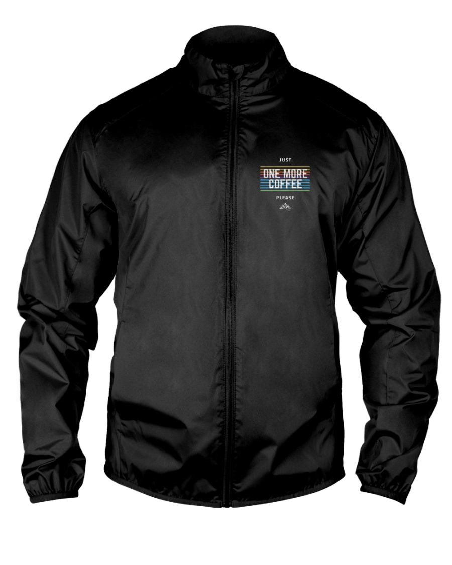 One More Coffee Lightweight Jacket