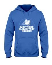 WR - Unisex Hoodie Hooded Sweatshirt front