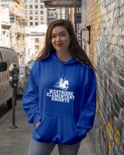 WR - Unisex Hoodie Hooded Sweatshirt lifestyle-unisex-hoodie-front-1