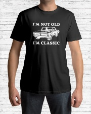 I'm not old I'm classic - 65 GTO Premium Fit Mens Tee lifestyle-mens-crewneck-front-1