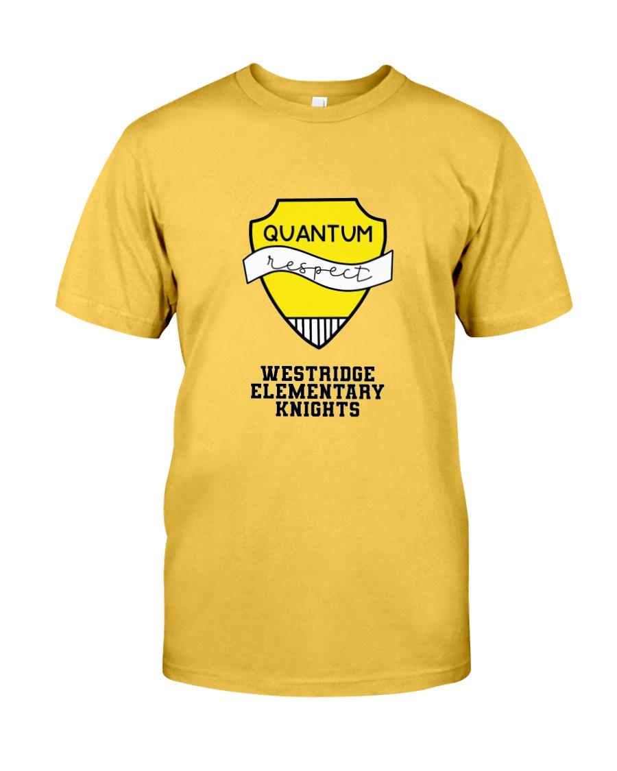 WR - Quantum - Adult Shirts  Classic T-Shirt