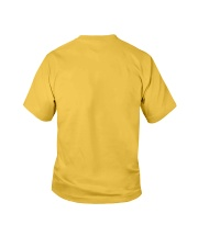 WR- Quantum - Yellow - Youth Youth T-Shirt back