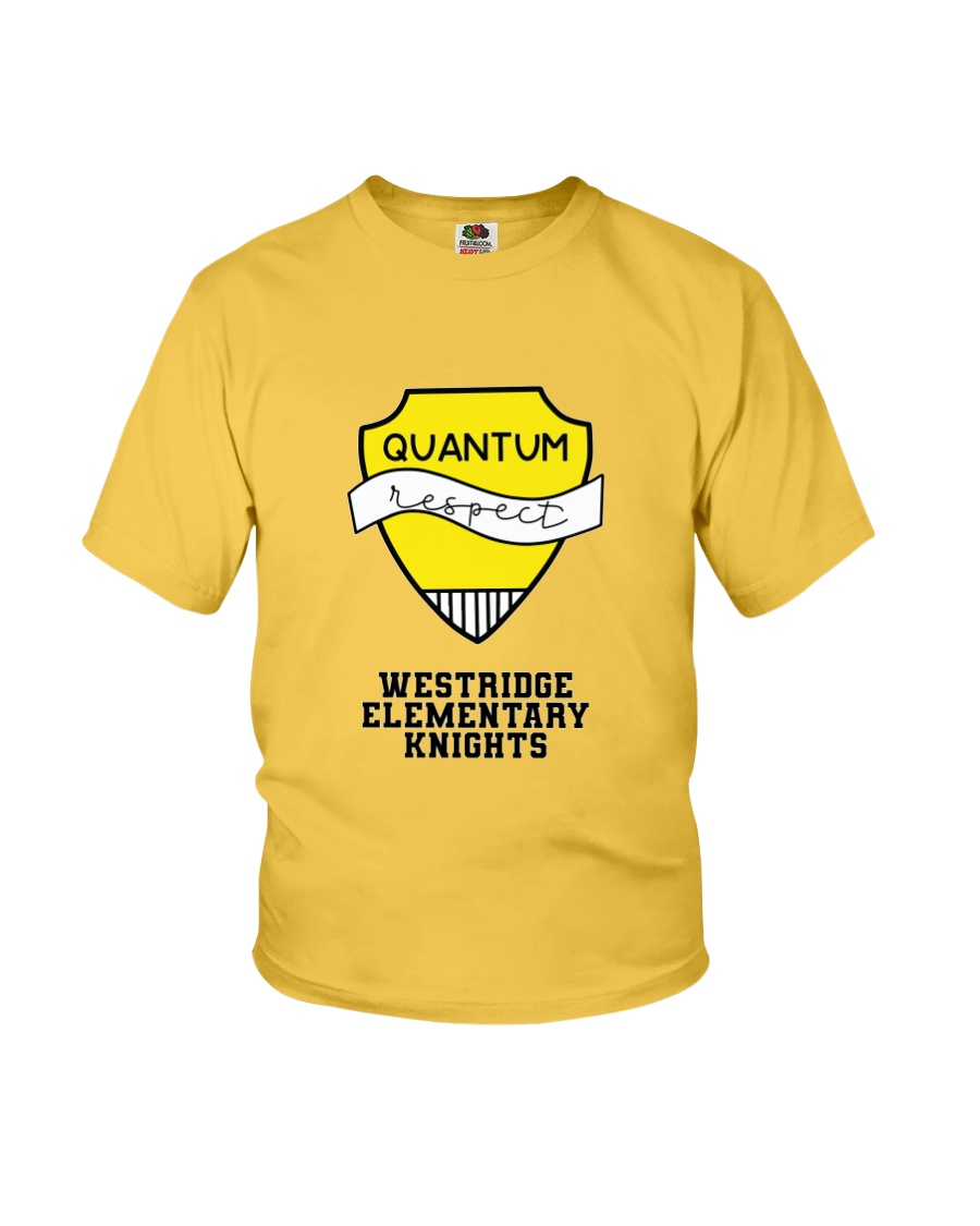 WR- Quantum - Yellow - Youth Youth T-Shirt