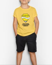 WR- Quantum - Yellow - Youth Youth T-Shirt lifestyle-youth-tshirt-front-1