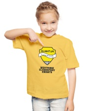 WR- Quantum - Yellow - Youth Youth T-Shirt lifestyle-youth-tshirt-front-2