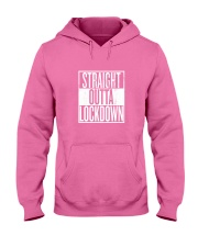 Straight Outta Lockdown Hooded Sweatshirt thumbnail