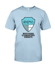 WR - Animo - Adult Shirts  Classic T-Shirt front