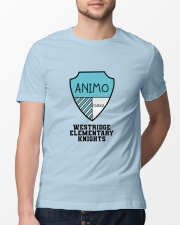 WR - Animo - Adult Shirts  Classic T-Shirt lifestyle-mens-crewneck-front-13