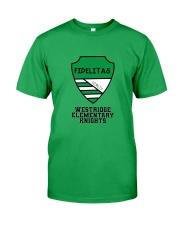 WR - Fidelitas - Adult Shirts  Classic T-Shirt front