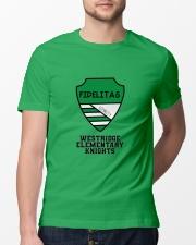 WR - Fidelitas - Adult Shirts  Classic T-Shirt lifestyle-mens-crewneck-front-13