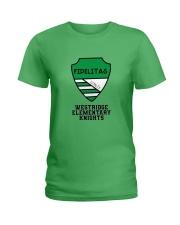 WR - Fidelitas - Adult Shirts  Ladies T-Shirt thumbnail