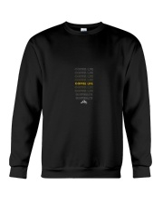 Coffee Life  Crewneck Sweatshirt thumbnail
